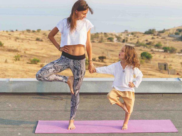 Йога и детето аутист